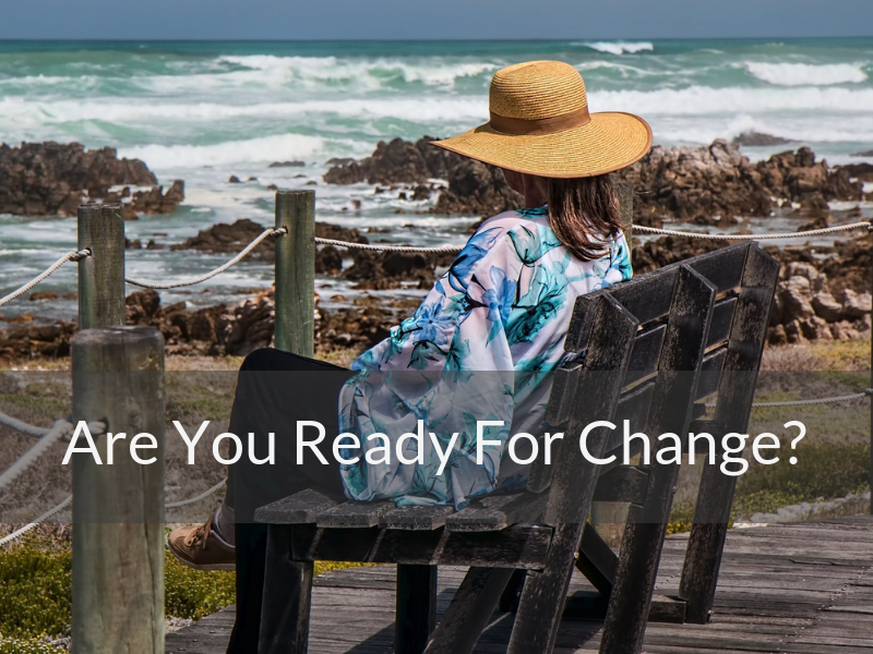 How To Know That You're Ready To Change